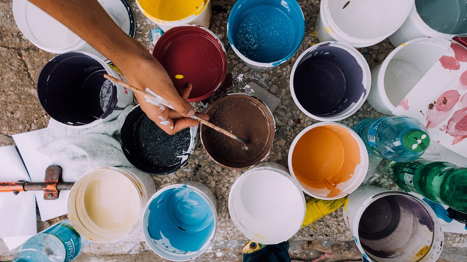 Pracownia malarza